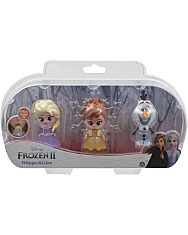 Disney hercegnők Jégvarázs 2: Suttogj és világít! Mini baba 3 darabos - 1. Kép
