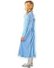 Disney Hercegnők Jégvarázs: Elza utazós ruhája - 104 cm - 2. Kép