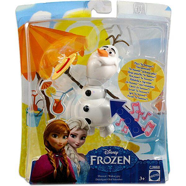 Disney hercegnők: Jégvarázs éneklő Olaf - 1. Kép