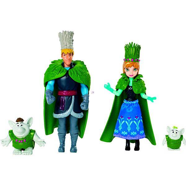 Disney hercegnők: Jégvarázs - mini esküvői szett - 1. Kép