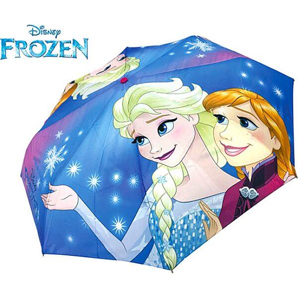 Disney hercegnők: Jégvarázs összecsukható esernyő - 92 cm - 1. Kép
