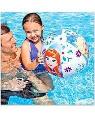 Disney hercegnők: Jégvarázs strandlabda - 51 cm - 2. Kép