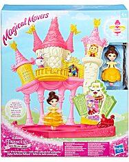 Disney Hercegnők: Magical Movers - Táncoló Belle bálterme játékszett - 1. Kép