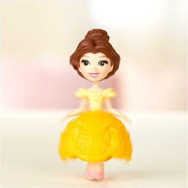Disney Hercegnők: Magical Movers - Táncoló Belle bálterme játékszett - 3. Kép