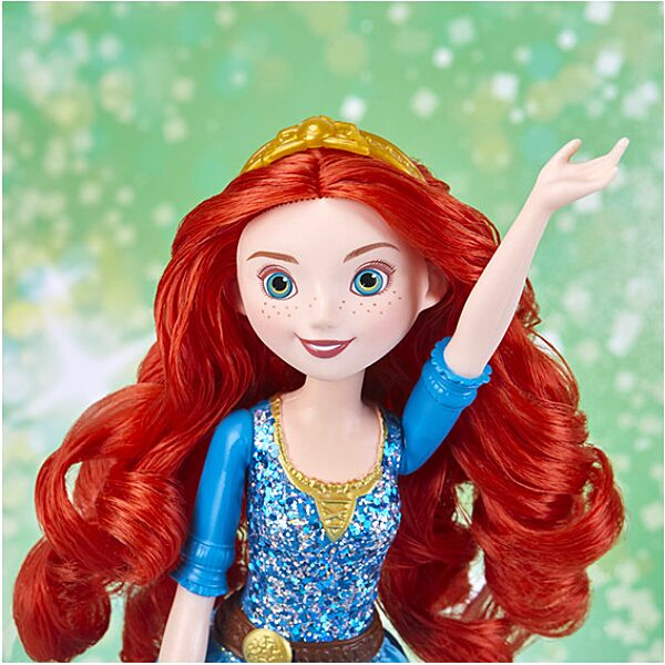 Disney hercegnők: Merida baba - 2. Kép