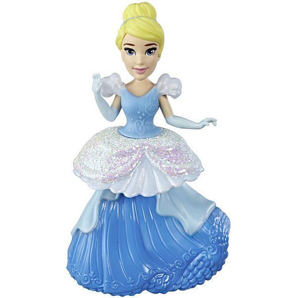 Disney Hercegnők: Öltöztethető Hamupipőke figura 9 cm - 2. Kép