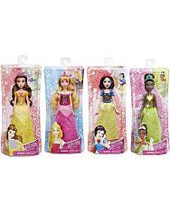 Disney hercegnők ragyogó divatbaba B-szorti - 1. Kép