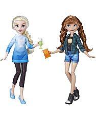 Disney Jégvarázs II: Anna és Elsa laza öltözékben - 2. Kép
