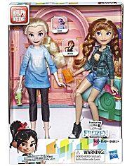 Disney Jégvarázs II: Anna és Elsa laza öltözékben - 1. Kép