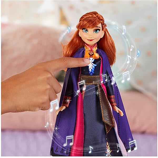 Disney Jégvarázs II: éneklő Anna baba - 3. Kép