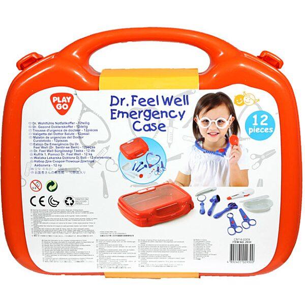 Doktor táska - 12 darabos - 2. Kép