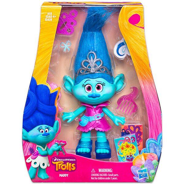DreamWorks Trollok: Maddy közepes méretű figura - 2. Kép