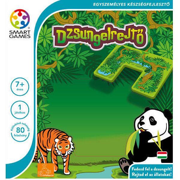 Dzsungelrejtő társasjáték - 3. Kép