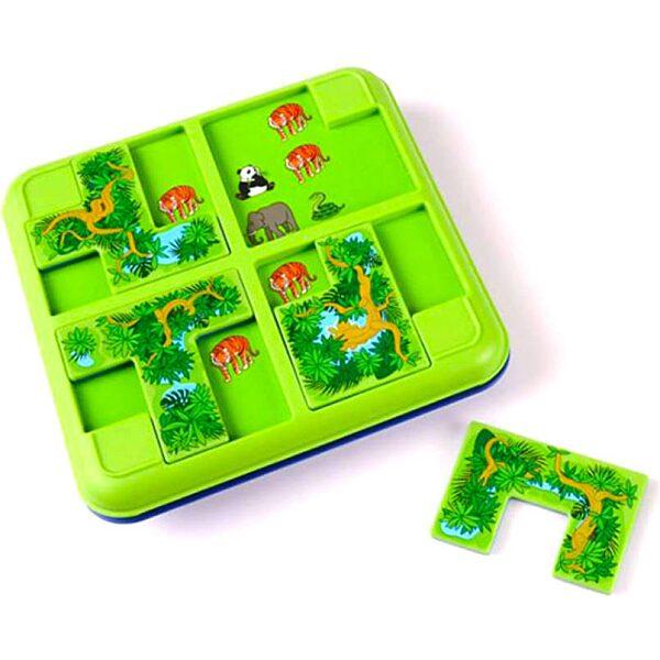 Dzsungelrejtő társasjáték - 4. Kép