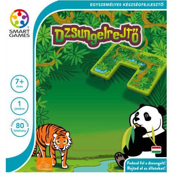 Dzsungelrejtő társasjáték - 1. Kép