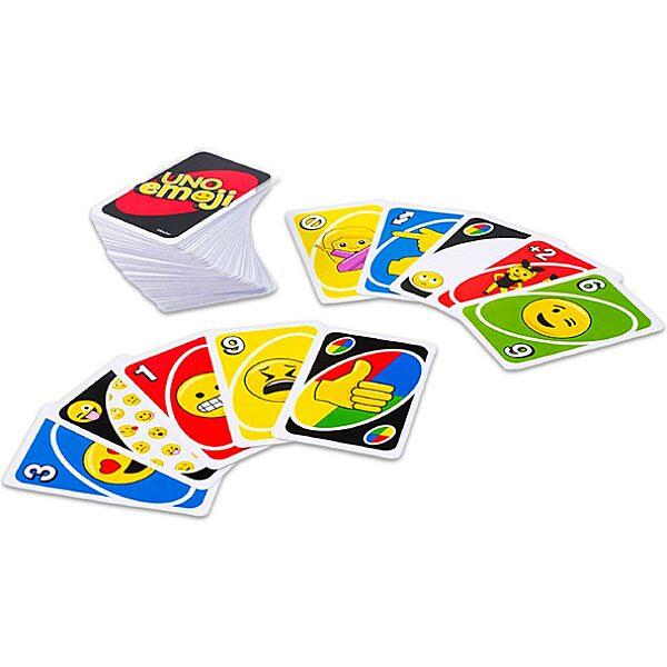 Emojis Uno kártya - 2. Kép