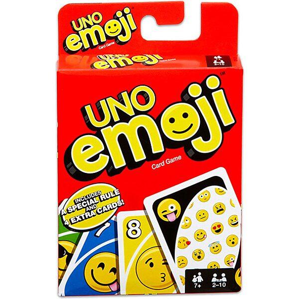 Emojis Uno kártya - 1. Kép