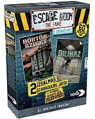 Escape Room: 2in1 szabadulós társasjáték - 1. Kép