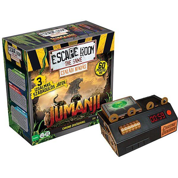 Escape Room: Jumanji társasjáték - 2. Kép