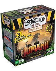 Escape Room: Jumanji társasjáték - 1. Kép