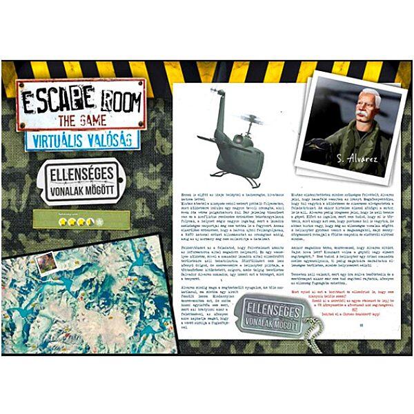 Escape Room: Virtuális valóság társasjáték - 3. Kép