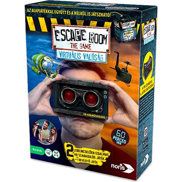 Escape Room: Virtuális valóság társasjáték - 1. Kép