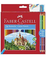 Faber-Castell: Kétoldalú színes ceruza készlet