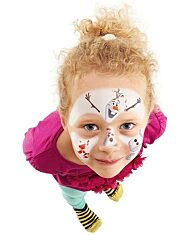 Face Paintoos: Arcfestés tetoválás csomag - Jégvarázs - 1. Kép