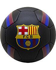 FC Barcelona: címeres focilabda - fekete - 1. Kép