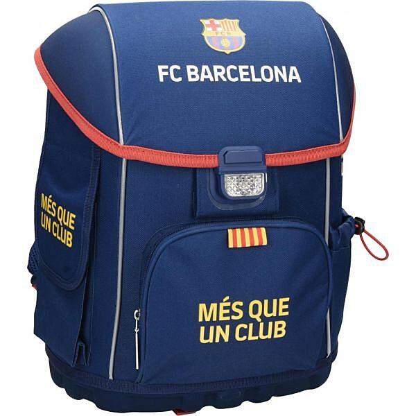 FC Barcelona csatos iskolatáska - 1. Kép