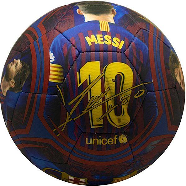 FC Barcelona: Messi focilabda - 2019 - 3. Kép