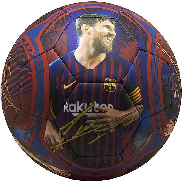 FC Barcelona: Messi focilabda - 2019 - 4. Kép