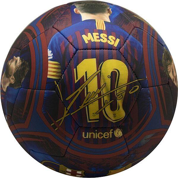 FC Barcelona: Messi focilabda - 2019 - 6. Kép