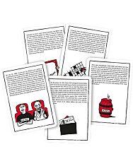 Fekete történetek: Megtörtént esetek kártyajáték - 2. Kép