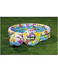 Fishbowl medence szett - többféle - 2. Kép