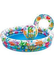 Fishbowl medence szett - többféle - 1. Kép