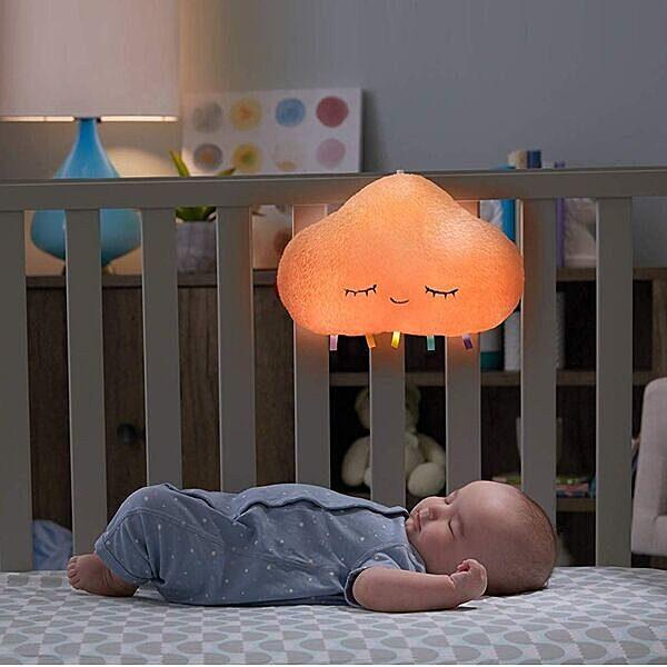 Fisher Price: Édes álmok világító felhőcske - 2. Kép