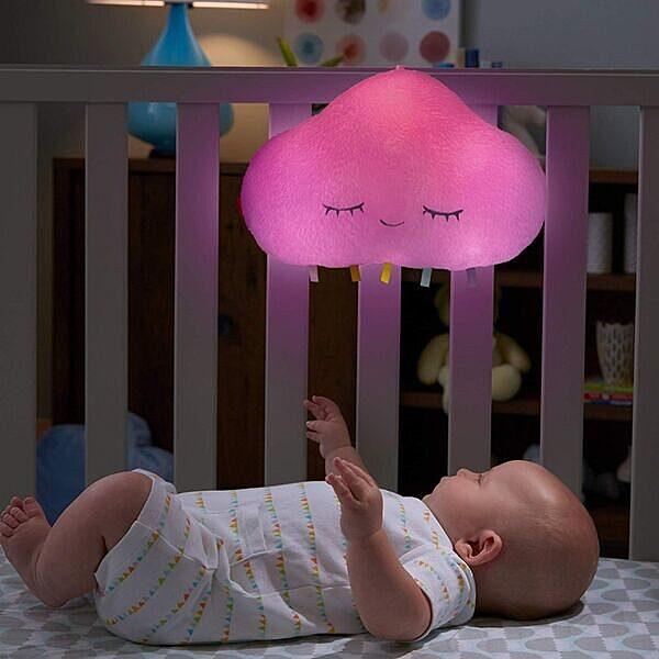 Fisher Price: Édes álmok világító felhőcske - 3. Kép