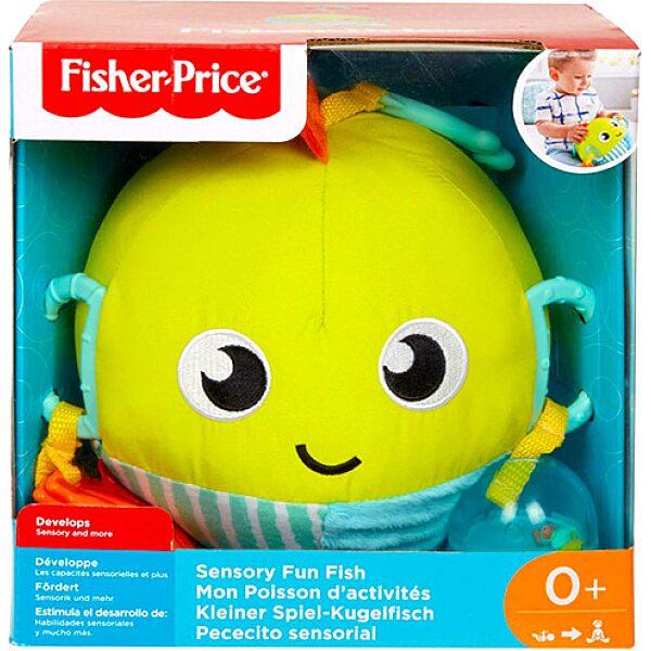 Fisher-Price: fejlesztő vicces halacska - 2. Kép
