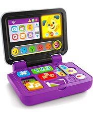 Fisher-Price: Kacagj és Fejlődj! - tanuló laptop