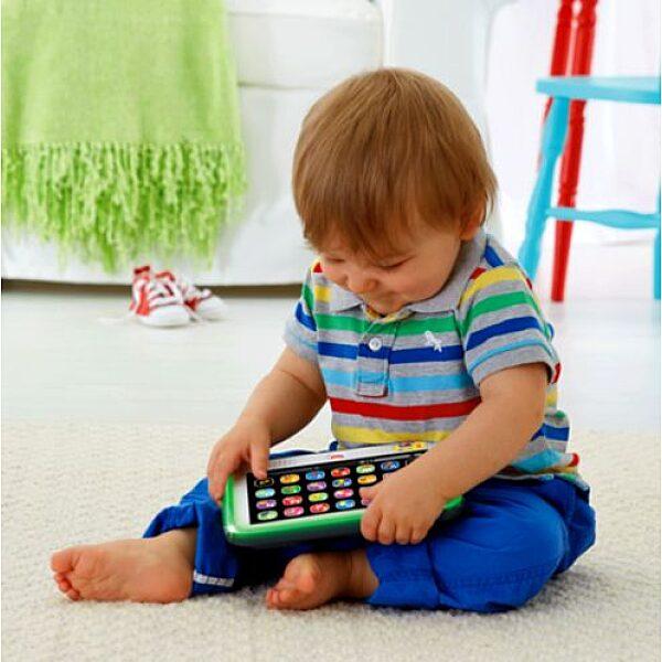 Fisher-Price: Kacagj és fejlődj! Tanuló tablet - 6. Kép
