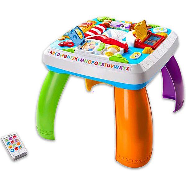 Fisher-Price: Kétnyelvű intelligens asztalka - 1. Kép