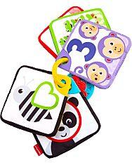 Fisher-Price: számos tanuló kártyák - 1. Kép