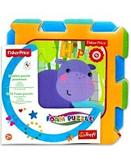 Fisher-Price: Szivacs puzzle - 1. Kép