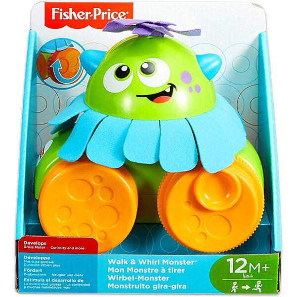 Fisher-Price: szörnyecske bébijáték - 3. Kép