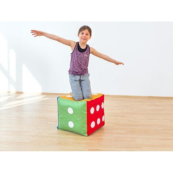 FITW : Egyensúlyozó Fit Kocka 45 cm - 2. Kép