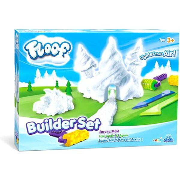 Floof! Hópehely gyurma: formázó készlet - 150g - 4. Kép