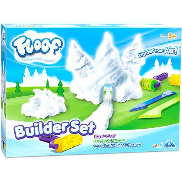 Floof! Hópehely gyurma: formázó készlet - 150g - 1. Kép