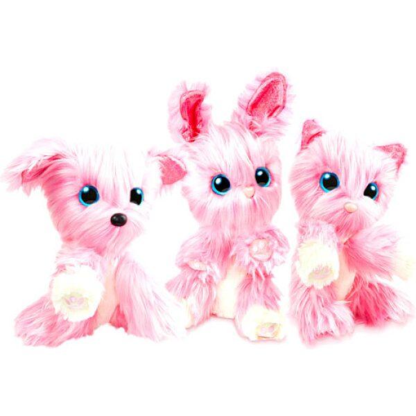 Fur Balls: meglepetés állatka - rózsaszín - 2. Kép