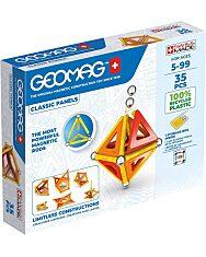 Geomag Green Line Classic Panel 35 db-os mágneses építőjáték - 3. Kép